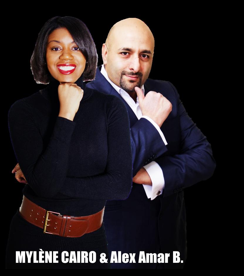 Mylene et alexander belatre ninexx